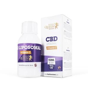 Vitamina C lipozomală cu CBD