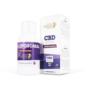 Multivitamine Lipozomale Cu CBD