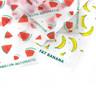 Foițe organice imprimate
