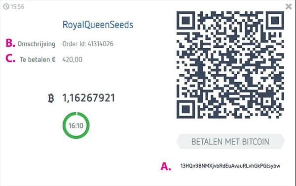 Buy Marijuana Seeds with Bitcoins