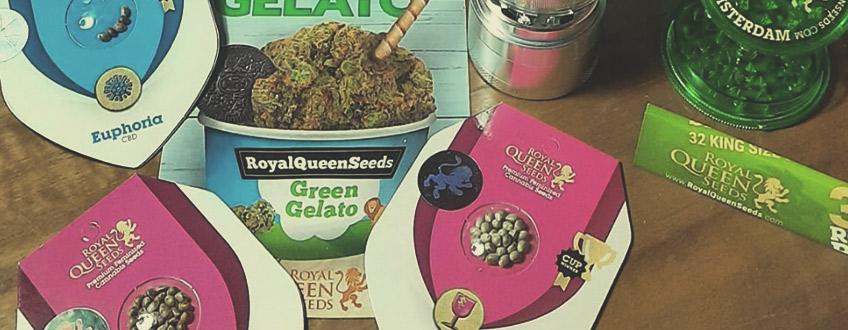 Semințe de canabis și produse gratuite