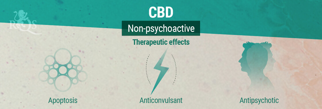 CBD Therapeutic Effects