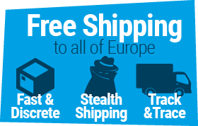 Free World Wide Shipping, Fast and Discrete!